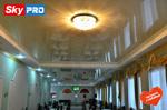 Глянцевые натяжные потолки Псков отзывы