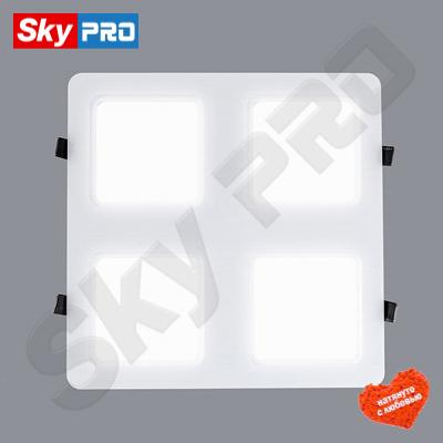 Светодиодный светильник st-04 24w