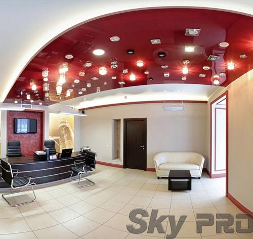 светильники в офисе SkyPRO в Боровичах